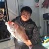 2018-12-27 マタウ号の釣果
