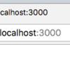 Node.jsからMongoDBに接続