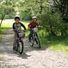 親子サイクリング&キャッチボール