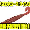 【EVERGREEN】ニュータイプ高比重スティックベイトの新サイズ「バスエネミー 2.9インチ 」通販予約受付開始!