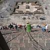 6月の中米旅行 メキシコシティ―・テオティワカン遺跡