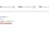 TypeScript環境でnycとtapeを使って、カバレッジを取るテスト環境を整える。