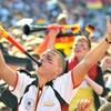 やった〜!!ドイツ快勝!!