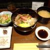 新富町【銀座 大海】九州流海鮮づけ丼 ¥950