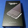 BlackBerry KEYone 日本版がやって来た!興奮の開封インプレッション