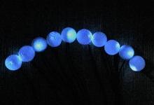 LEDイルミネーションで、テントまわりをカスタマイズ!市販品の流用と、Arduinoでの自作品