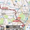 【乗りバス】新橋駅→小滝橋車庫 東京都心を縦断、プチ観光におすすめ【橋63】