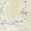 兵庫県神河町の白岩山と高畑山