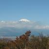 紅葉を求めて箱根金時山へ