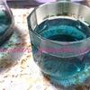 青の花茶は夏に合うおしゃれなダイエット茶!