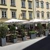 ザルツブルクでランチはお城で食べるかK+K Restaurantsがオススメぽいが…