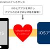 iOSアプリの仕組み (UIApplicationクラスとUIApplicationDelegateプロトコル)