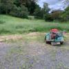 今年ラストツーの草刈り
