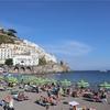 イタリアの「アマルフィ」を観光