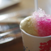 蝉が鳴き暑い日が続きますね。冷たくて美味しいアイスを食べて涼しくなろうと思います