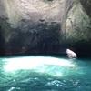 堂ヶ島 青の洞窟