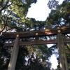 御礼参りと七社神社