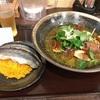 スープカレーなっぱ @ 北新地「北新地の新店はスパイス感溢れるスープカレー」