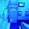 カザフスタン旅行[13]  アスタナ航空利用のメリット: 有料エコノミー席はある意味ビジネスクラスを超えている(2019年10月)