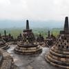 【インドネシア観光】世界三大仏教遺跡、ボロブドゥール遺跡へ。