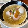 【八幡山】麺処しろくろ ~のどぐろ煮干の白醤油そば~