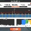 【ロードバイク】Zwiftインターバルトレーニング開始29日目_20200603
