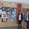 セルビアでの交流展示会