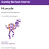 GatsbyJsでWordPressをHeadless CMSとしてサイト構築deployまで試してみました。