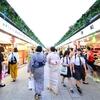 【東京都 浅草】展望テラスに、街歩きに、神谷バーに、飲み屋さんに、隅田川。夕方からのんびりで十分楽しめる浅草散歩。