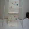 【名古屋帯】梅と桜の上品かわいい名古屋帯