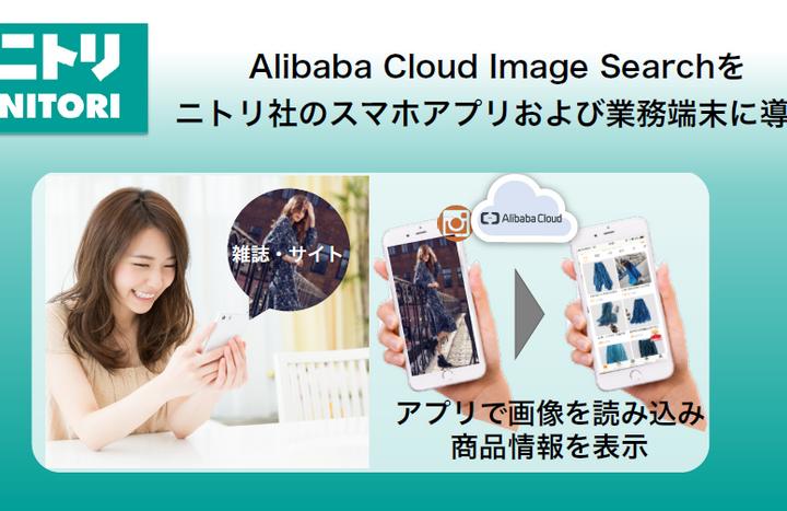 ニトリがAlibaba Cloudの「Image Search」を導入した理由(SoftBank World 2019講演レポート)