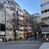 昨日の南大塚桜並木通りの桜