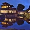 西本願寺の飛雲閣修復現場特別公開。