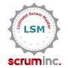 認定スクラムマスター(LSM)になりました