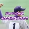 【高校野球】球児のガッツポーズそんなにダメなの?村上龍氏「高校野球のガッツポーズはひどい偽物だ!あれを見ているとムカムカしてくる」について。