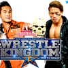 なんだかんだでサラッとKUSHIDAさんの勝ちかな@Wrestle Kingdom 13 妄想-9