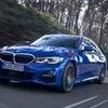 95.BMW 新型3シリーズに乗りました