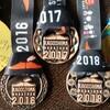 水戸黄門漫遊マラソン2018 サブ4を目指して⑬