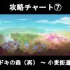 Switch版フェノトピア(PHOENOTOPIA)の攻略チャート⑦(ドキの森の再探索 ~ 小麦街道)