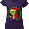 Trending Santa Grinch I Hate People Christmas ugly sweater