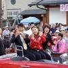 【奥原希望】大町の希望!凱旋パレードに市民の約半数が集結!