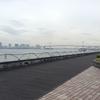 言い訳の東京旅行一日目(3)。浜離宮庭園への道すがら。都立竹芝ふ頭公園は穴場