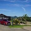 5歳の娘との伊木山フォレストで2回目のワンオペ父子キャンプ。