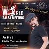 【イタリア ミラノ】World Salsa Meeting 2020 お目当てダンサー① Eddie Torres Jr.