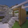【Minecraft】高架下にスーパーを作る【コンパクトな街をつくるよ21】