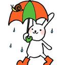 雨ふりうさぎの覚え書き