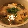中途半端に余ったお餅で簡単!トッポギ風スープ