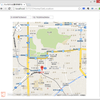 GoogleMapでクリックされた位置を取得する