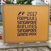 【Trip】2017.9.シンガポール旅行記(F1シンガポールGP編)