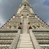 ワットアルンはただの白い塔じゃなかった バンコク最終日の思い出